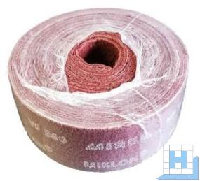 MIRLON VLIES very fine rot 115mm x 10m (5Rll/Krt)