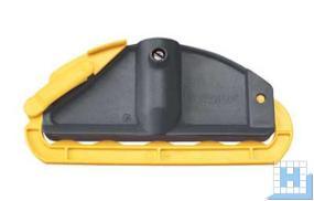 Wap-Halter Kunststoff, mit Stielschraube