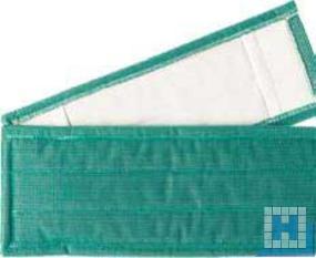 Borstenmopp 50cm dunkelgrün