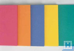Feuchtwischtuch, 35x40 cm, gelb, (10St/Pack)