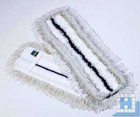 Hospital-Mopp 50cm, Mikrofaser/BW