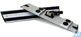 Kletthalter Velcro 25x8cm (Alu)